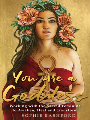 cover image of You Are a Goddess