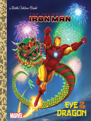 cover image of Eye of the Dragon (Marvel: Iron Man)