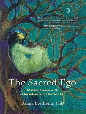 cover image of The Sacred Ego