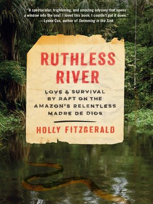 cover image of Ruthless River