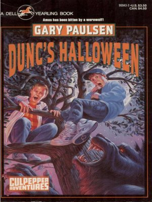 cover image of Dunc's Halloween