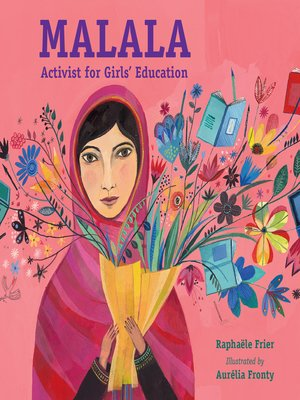 cover image of Malala: Activist for Girls' Education