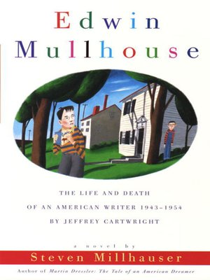 cover image of Edwin Mullhouse