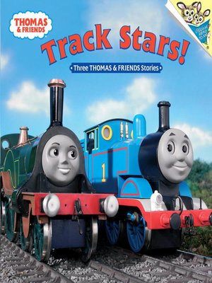 cover image of Track Stars! (Thomas & Friends)