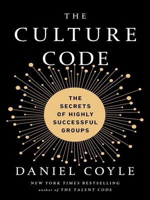 cover image of The Culture Code