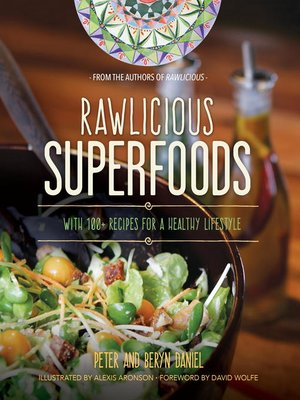 cover image of Rawlicious Superfoods