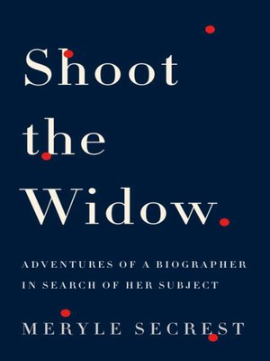 cover image of Shoot the Widow