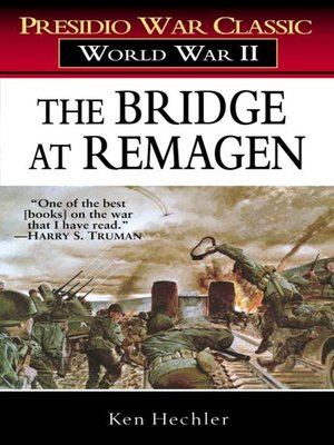cover image of The Bridge at Remagen