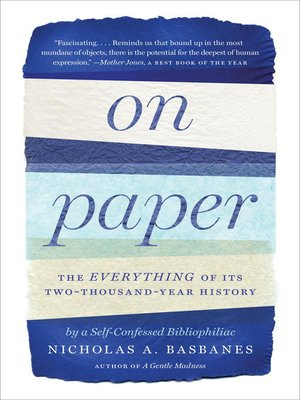 cover image of On Paper