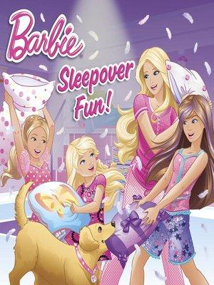 cover image of Sleepover Fun!