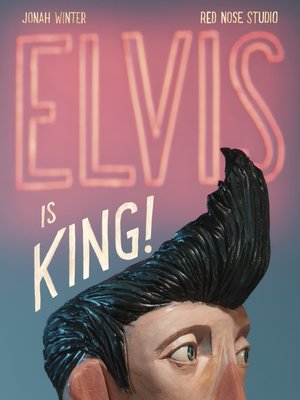 cover image of Elvis Is King!