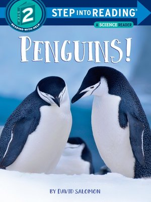 cover image of Penguins!