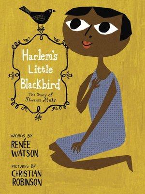 cover image of Harlem's Little Blackbird