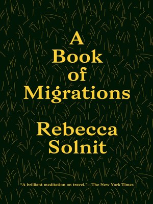 cover image of A Book of Migrations