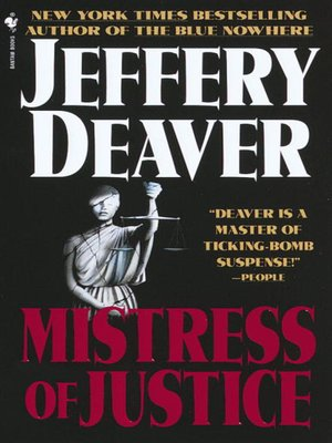 cover image of Mistress of Justice