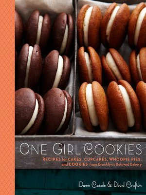 cover image of One Girl Cookies