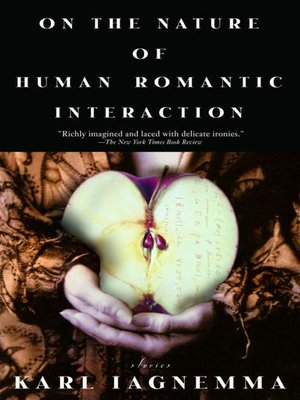 cover image of On the Nature of Human Romantic Interaction