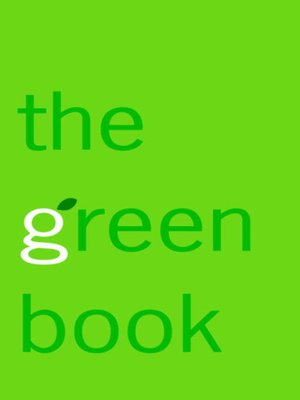 cover image of The Green Book