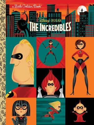 cover image of The Incredibles (Disney/Pixar the Incredibles)