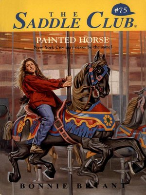 cover image of The Painted Horse