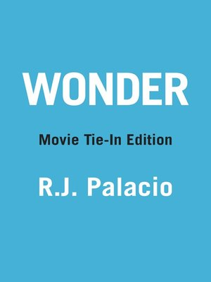 cover image of Wonder Movie Tie-In Edition