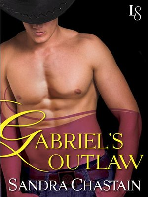 cover image of Gabriel's Outlaw