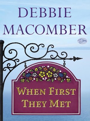 cover image of When First They Met