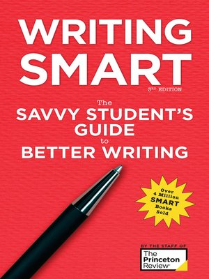 cover image of Writing Smart