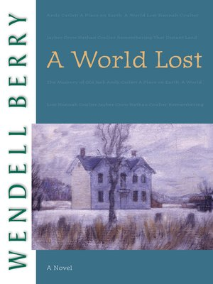 cover image of A World Lost