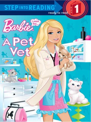 cover image of I Can Be a Pet Vet