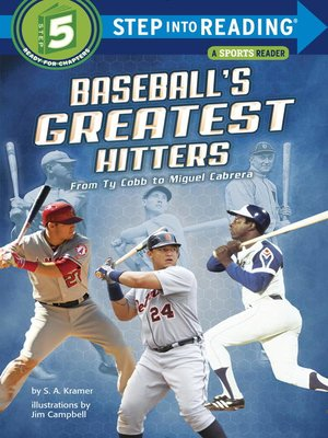 cover image of Baseball's Greatest Hitters