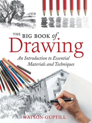 cover image of The Big Book of Drawing