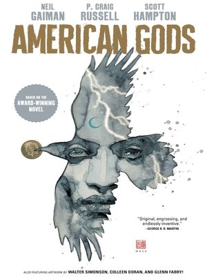 cover image of American Gods: Shadows