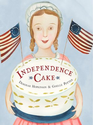 cover image of Independence Cake