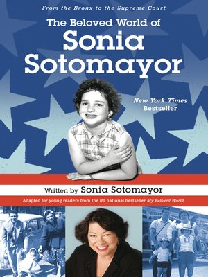 cover image of The Beloved World of Sonia Sotomayor