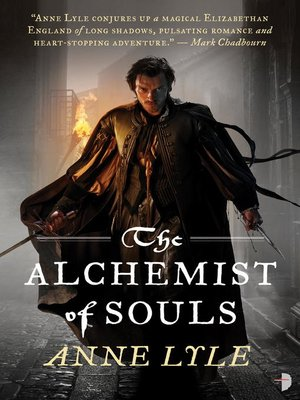 cover image of The Alchemist of Souls