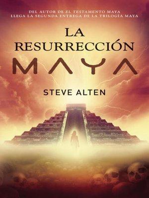 cover image of La resurrección maya