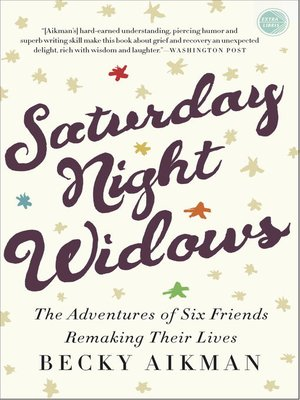 cover image of Saturday Night Widows