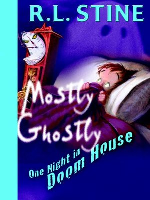 cover image of One Night in Doom House