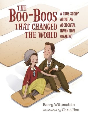cover image of The Boo-Boos That Changed the World