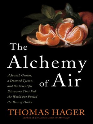 cover image of The Alchemy of Air