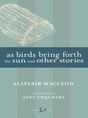 cover image of As Birds Bring Forth the Sun
