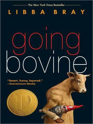 cover image of Going Bovine