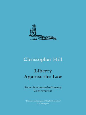 cover image of Liberty Against the Law