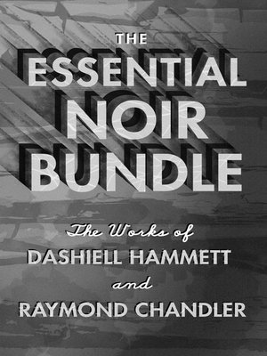 cover image of The Essential Noir Bundle