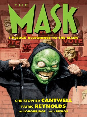 cover image of The Mask: I Pledge Allegiance to the Mask