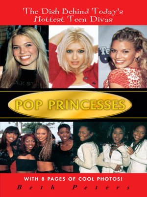 cover image of Pop Princesses