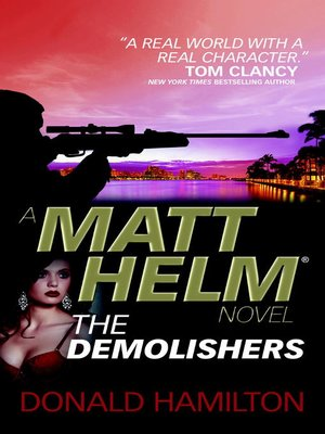 cover image of The Demolishers