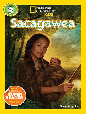 cover image of National Geographic Readers: Sacagawea