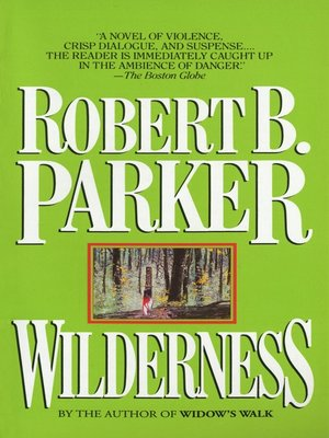 cover image of Wilderness